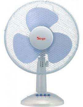 Ventilatore da Tavolo diametro pale da 40 cm 45 Watt 3 velocita